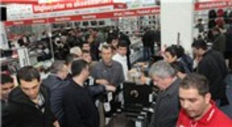 Media Markt, İzmir'deki 2. mağazasını Gaziemir Optimum'da açtı!