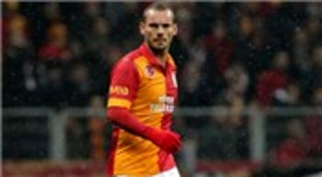 Wesley Sneijder, Maçka Residences'ta aylık kirası 25 bin euro olan lüks bir daireye taşındı!