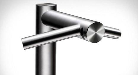 İngiliz mühendislik grubu Dyson musluk ile el kurutma makinesini birleştirdi!