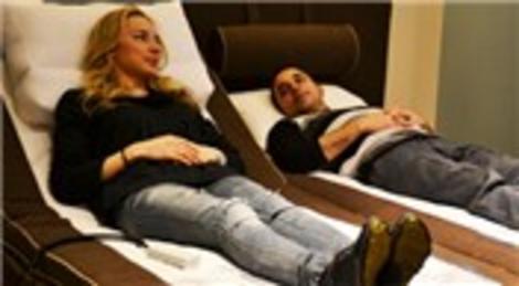 BRN Yatak'ın, BRN X-Sensor'ü ile en uygun yatağı seçmek mümkün!