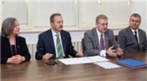 Küçükçekmece Belediyesi riskli yapı tespitini İstanbul Aydın Üniversitesi'ne yaptıracak!