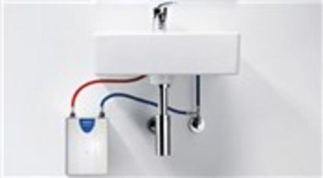 Siemens Ev Aletleri ani su ısıtıcılarıyla hayatı kolaylaştırıyor!