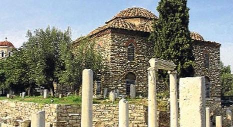 Atina, Osmanlı'dan kalan camilerin altını kazıyor!