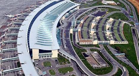 TAV Esenboğa Havalimanı 2012 yılında 9 milyon 300 bin yolcuya hizmet verdi!