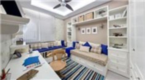 Ankara İncek Life'ın örnek daireleri hazır! 266 bin liraya!