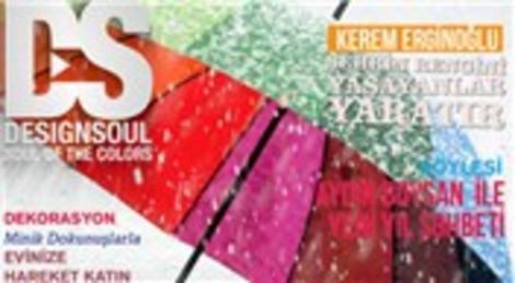 Filli Boya Design Soul Dergisi iPad, iPhone ve Android tabletler üzerinden yayına başladı!