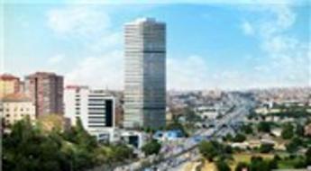 Nidakule Göztepe'de metrekaresi 25 dolara kiralık ofis!