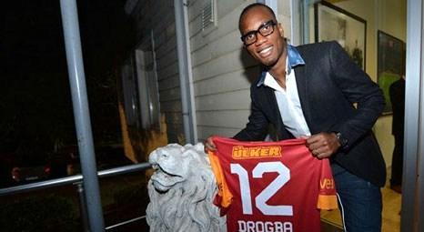 Didier Drogba, Florya'dan ev aramaya başladı!