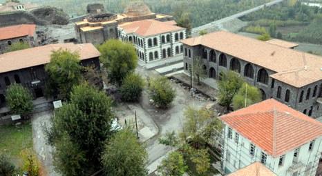 İçkale ve Diyarbakır surlarındaki restorasyon ve rölöve çalışmaları devam ediyor!
