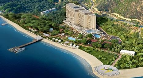 Mahal Palace Thermal Resort'ta 9 bin TL'ye devre tatil!
