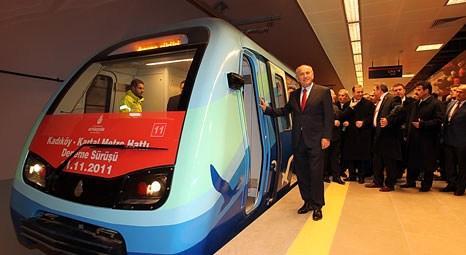 Ulaştırma Bakanlığı İstanbul'a yeni iki metro yapacak!