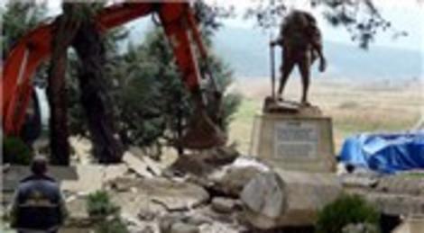 Gelibolu Yarımadası Tarihi Milli Parkı'ndaki Akbaş Şehitliği yenileniyor!