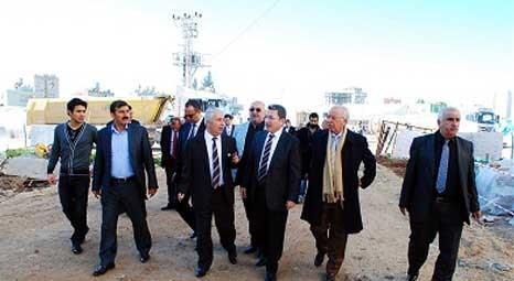 Belediye başkanları, Azim Öztürk'e kentsel dönüşüm çalışmaları için teşekkür etti!