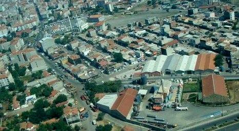 Tekirdağ Organize Sanayi Bölgesi'nde satılık tekstil fabrika binası!