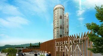 Terrace Tema Halkalı'da 330 bin TL'den başlayan fiyatlarla!