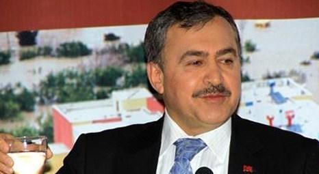 Veysel Eroğlu: Yanan her 4 ampulden birisi hidroelektrik santralleriyle aydınlanıyor!