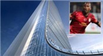 Drogba, Sapphire'in 15. katına taşınıyor! 3+1 daire için aylık 10 bin dolar kira ödeyecek!