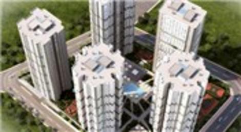 Esenyurt Samsun Towers'ta 221 bin TL'ye 2+1! 48 ay 0 faiz!