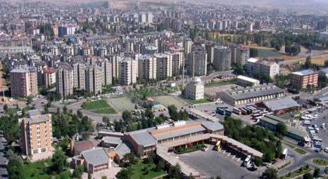 Sivas Belediyesi Kadıburhanettin'de 2 arsayı satışa çıkardı!