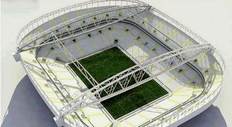 TOKİ Adana stadyumunun ihalesini 10 Nisan'da yapacak!