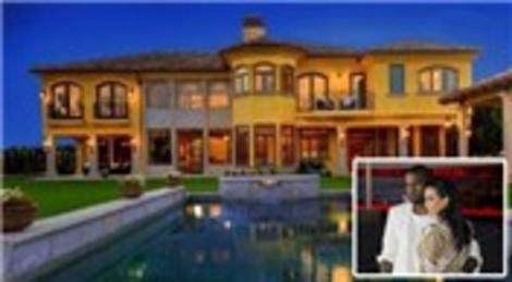 Kim Kardashian Los Angeles'taki 11 milyon dolarlık yeni evini beğenmedi!