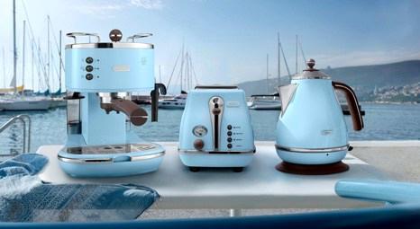 De'Longhi Icona Vıntage ile mutfaklar yeni bir görünüme kavuşacak!