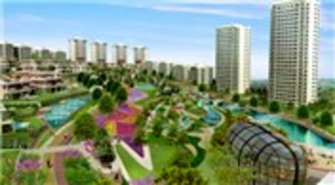 Sinpaş GYO Ankara İncek Life'ta 1 milyon 343 bin TL'ye villa!
