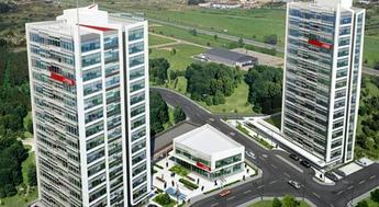 İzpark Kartal'da 361 bin liraya 87 metrekare ofis!