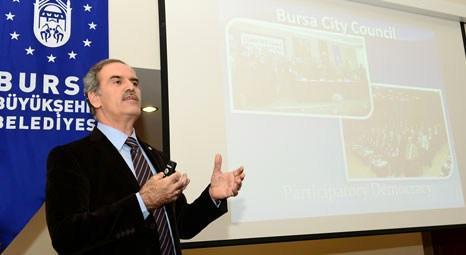 Recep Altepe, Ortadoğulu gazetecilere Bursa'nın turizm potansiyelini anlattı!