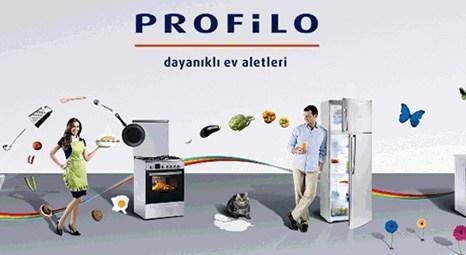Profilo Ev Aletleri 2013'te de sosyal medyada adından söz ettirmeyi hedefliyor!