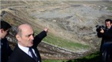 Erdoğan Bayraktar Malatya'daki kentsel dönüşüm alanlarını ziyaret etti!