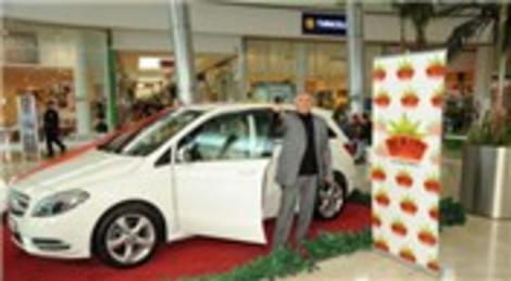 Palm City Mersin AVM'nin ödülünü Abdulkadir Silav kazandı!