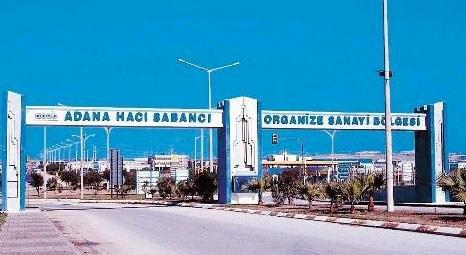 Adana Hacı Sabancı OSB'de icradan satılık fabrika! 2 milyon 547 bin 106 TL'ye!