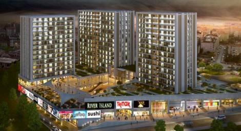 Gül Proje'nin inşa ettiği Eyüp Park'ın ön talep sürecinde 130 konut satıldı!