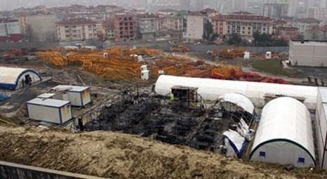 Esenyurt'ta AVM inşaatında çıkan yangının davası devam ediyor!