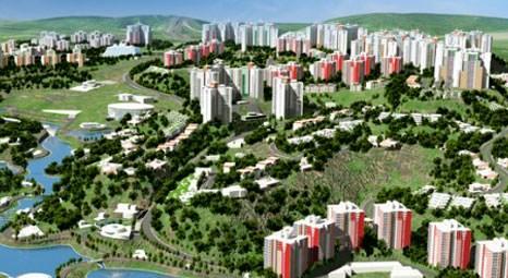 TOKİ'nin Kuzey Ankara'da konut sayısı 10 bin 841'e ulaşacak!