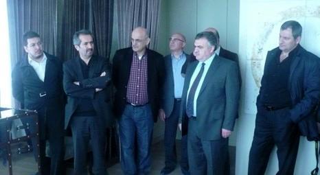 İVİAD üyeleri Dumankaya Ritim İstanbul projesini gezdi!