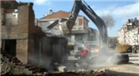 Elazığ'da kentsel dönüşüm çalışmaları başladı!