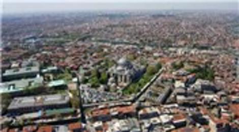 İstanbul Vakıflar'dan Fatih'te kiralık 25 dükkan, konut ve arsa!