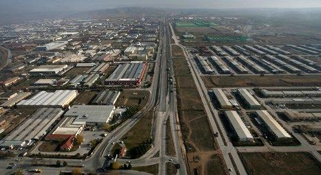 Eskişehir OSB'de icradan satılık fabrika ve arsası! 3 milyon 614 bin liraya!