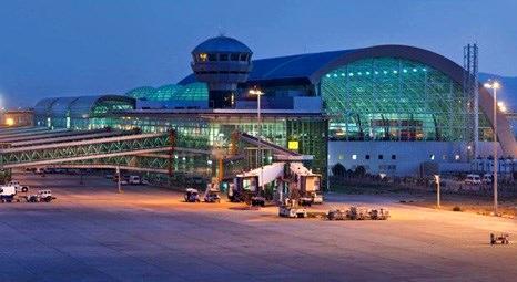 İzmir Adnan Menderes ve Balıkesir Körfez Havalimanı inşaatında AKG Gazbeton kullanılıyor!