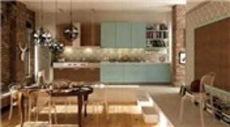 İntema Lignum serisi mutfaklarda romantik doğallık dönemini başlatıyor!