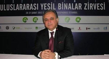 Cushman & Wakefield Türkiye'nin yönetim kurulu başkanı Haluk Sur oldu!