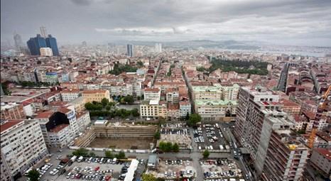 İstanbul Büyükşehir Belediyesi Şişli'de apartman satıyor! 7 milyon 500 bin liraya!
