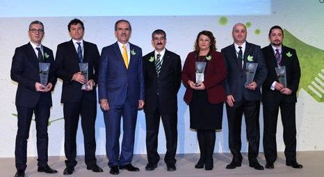 Türkiye Sağlıklı Kentler Birliği'nden Abdi İbrahim'e çevreci tesis ödülü!