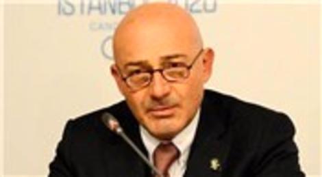 Ferit Şahenk: İstanbul'a inşallah olimpiyatları getireceğiz!