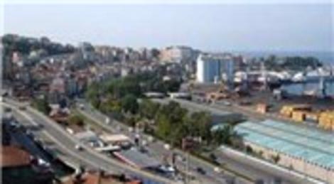 Trabzon Belediyesi Değirmendere İş Merkezi'nde dükkan satıyor!
