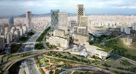İstanbul Finans Merkezi 2015 yerine 2016 yılında tamamlanacak!