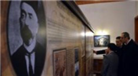 Çelikbaşlar Konağı, Mehmet Akif Ersoy Kültür Evi'ne dönüştürüldü!