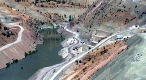 Ambar Barajı, 17 bin kişiye iş imkanı sağlayacak!